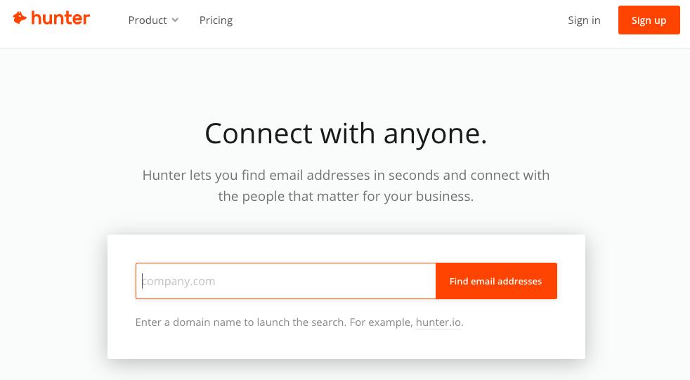 come trovare un indirizzo email